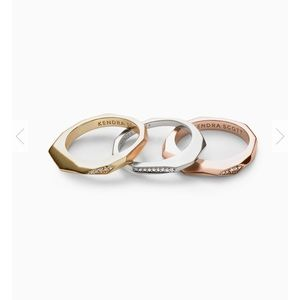 Kendra Scott Joel stackable rings